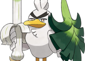 【ポケモン剣盾】ネギガナイトの対のシールドポケモンは?バリヤード?デリバード?