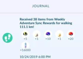 【100kmタマゴ】週間リワード100kmでもらった10kmタマゴからは何がでた?