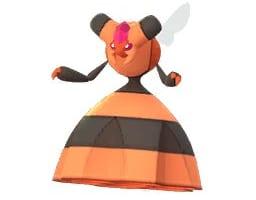 【色違い】ミツハニーの色違いはオレンジ色でキュート!メス♀厳選くるか!?